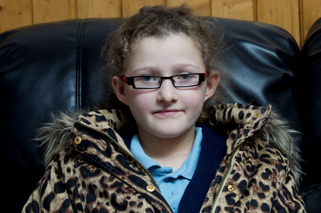 Dad pulls daughters out of school over leopard print coat