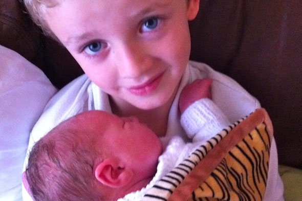 Secondary infertility: My first baby took six weeks - my second six years