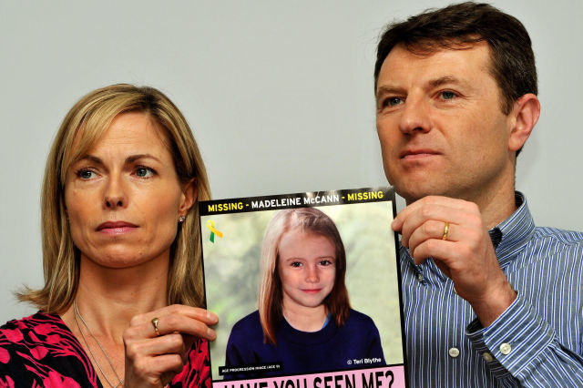 Prison officer sacked for wearing 'we have Madeleine McCann' t-shirt