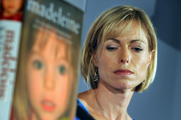 Kate McCann left 'sleep-deprived' over new hunt for Madeleine