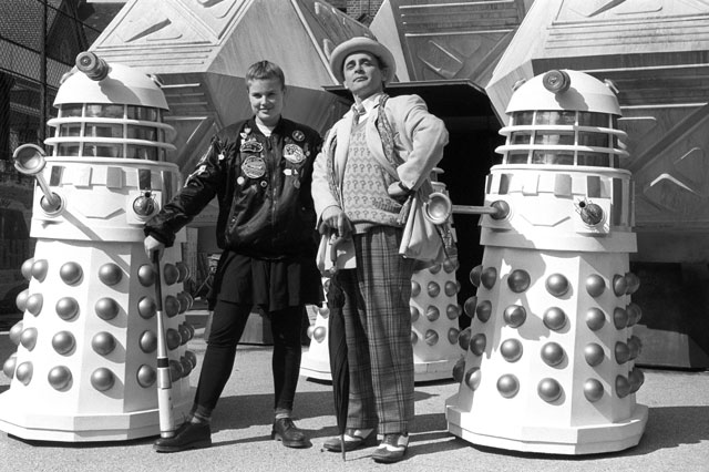 Doctor Who at 50: All the actors through the years