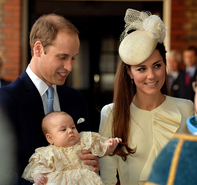 Prince Harry says William is jealous that he is escaping the 'screaming child'