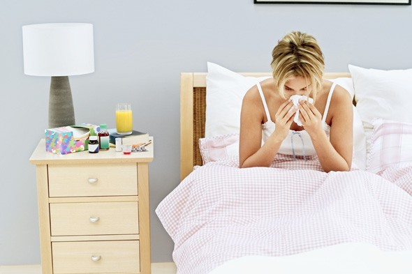Three Into Four: Coughing, sneezing and flu-ing