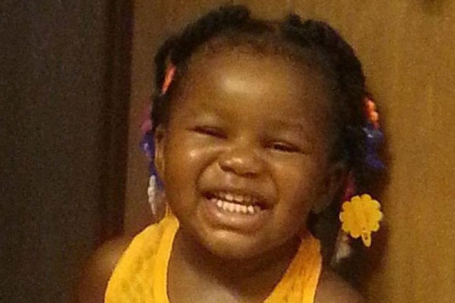 Two-year-old girl mauled to death by dog at grandad's house