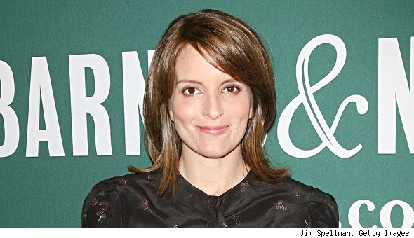 tina fey bossypants excerpts
