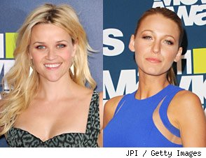 Reese Witherspoon Blake Lively MTV