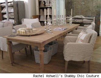 ... $1,500) And Three Stores Called Rachel Ashwellu0027s Shabby Chic Couture,  Which Opened In Santa Monica, New York (pictured Right) And London In  September, ...