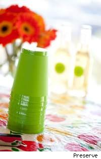 Preserve recyclable cups