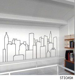Bargain Huntress Exclusive Discount On Wall Decals From STICASA - Wall decals city