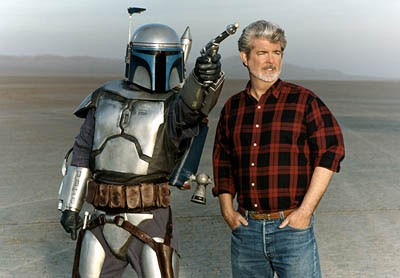 george lucas star wars tv show boba fett