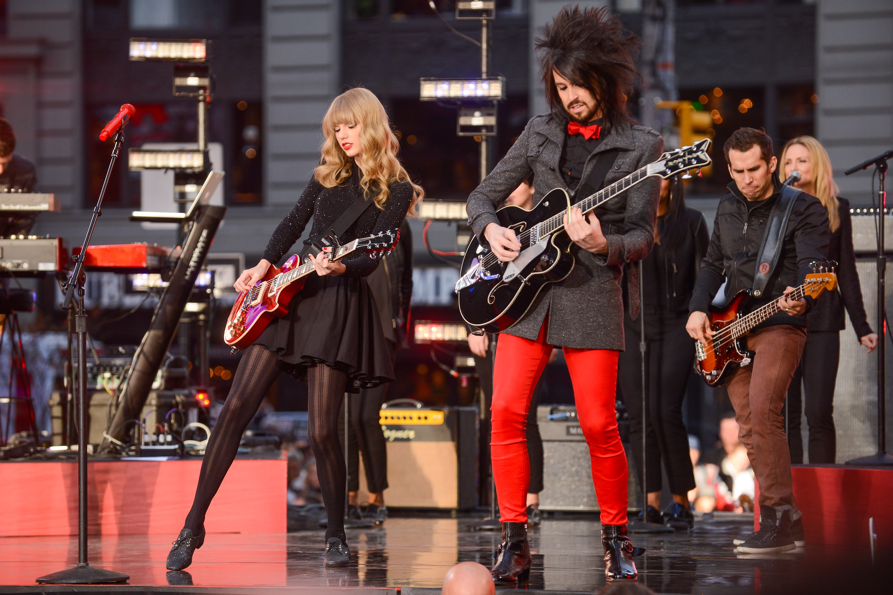Taylor Swift Takes Over NYC