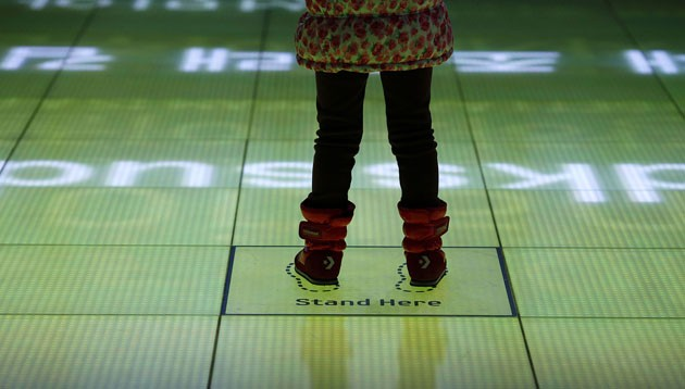 Virtual Shopping System Dressed For Success