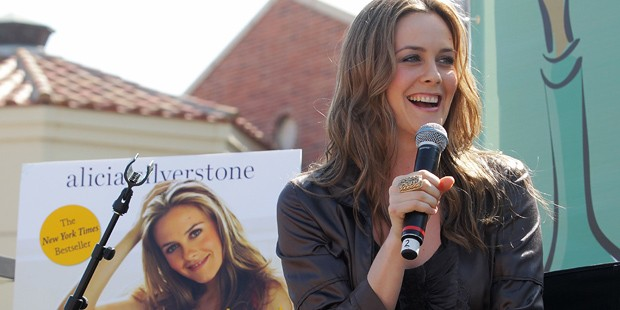 Alicia Silverstone's a Green Mom