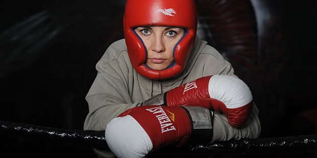 Leaving the Boxing Ring to Strut the Catwalk: Boxer is Top Model UK Finalist