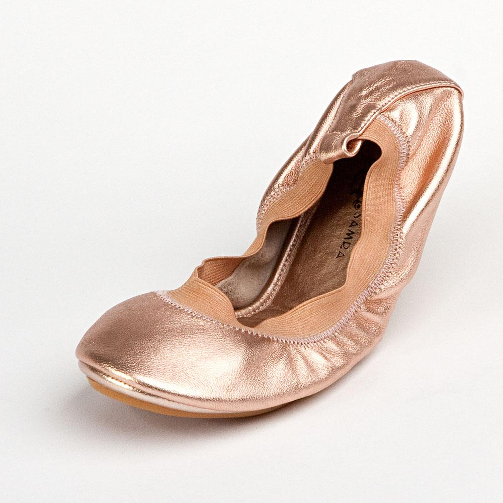 DIY: Give Your Flats a Ballet-Inspired Look