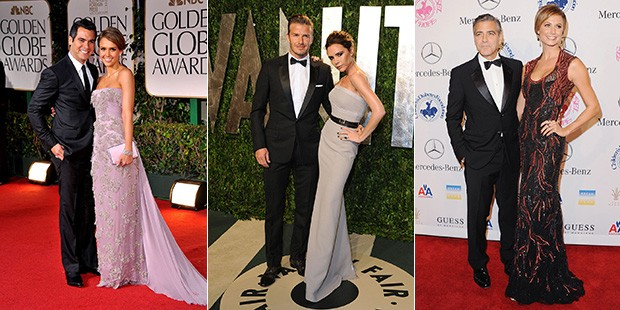 2012 Wrap Up: Best Dressed Celebrity Couples
