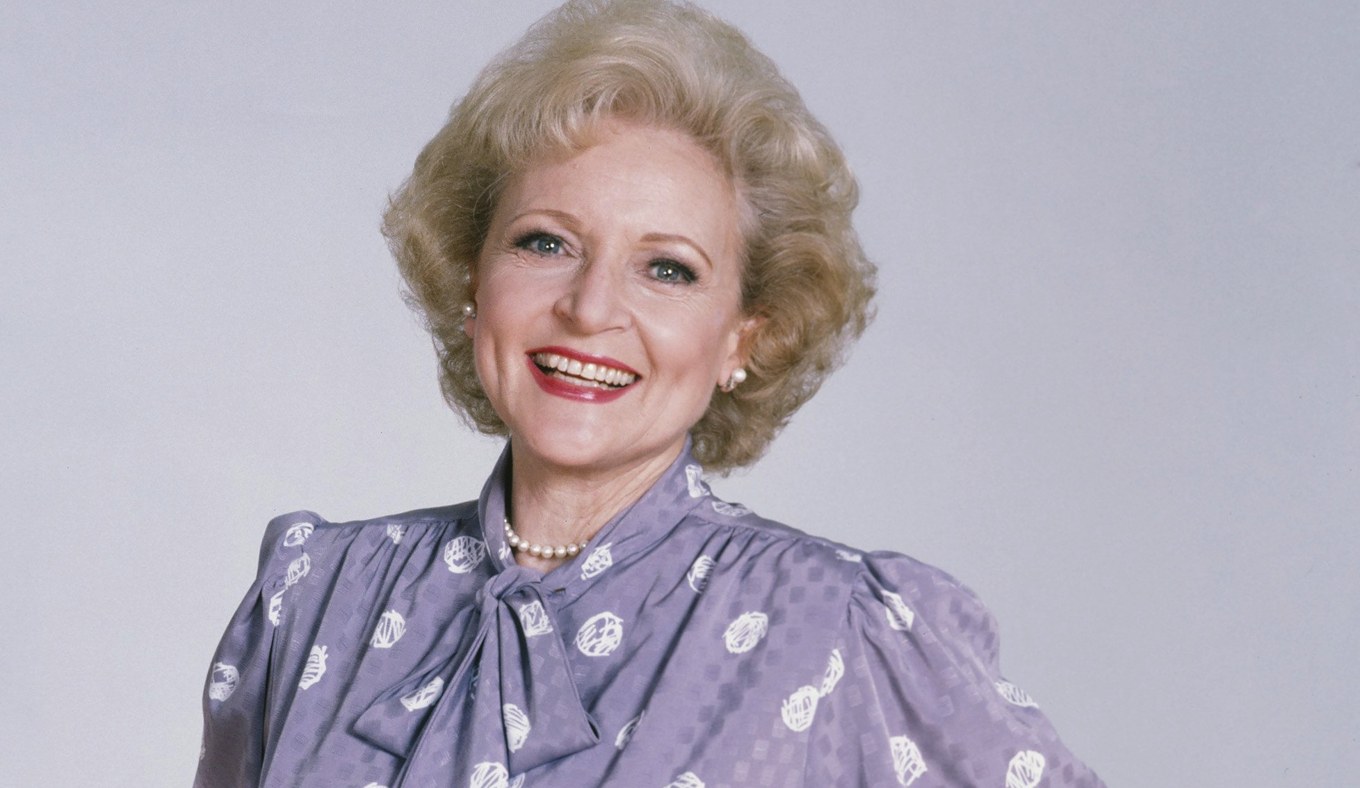 The One Thing that Hasn't Changed About Betty White
