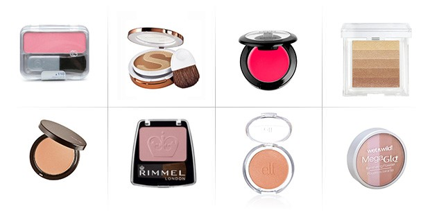 Beauty for Less: Blush and Bronzer