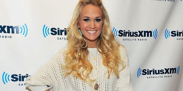 Watch: Carrie Underwood's Secret To Looking Slim