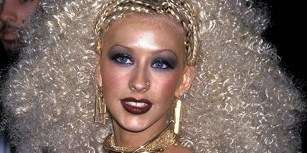 From Cornrows To Afros The Hair Transformation Of Christina Aguilera