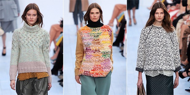Chunky Sweaters: The Good, The Bad & The Ugly