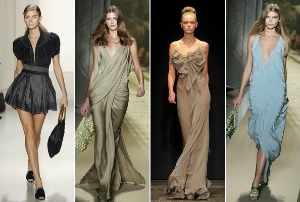 4 Great Runway Moments From the Last 5 Years - Donna Karan
