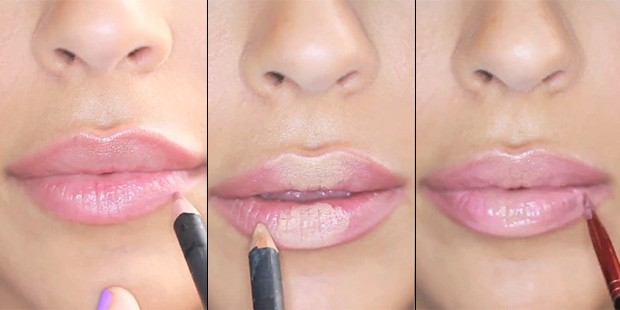 Beauty 101: Fake Fuller Lips!