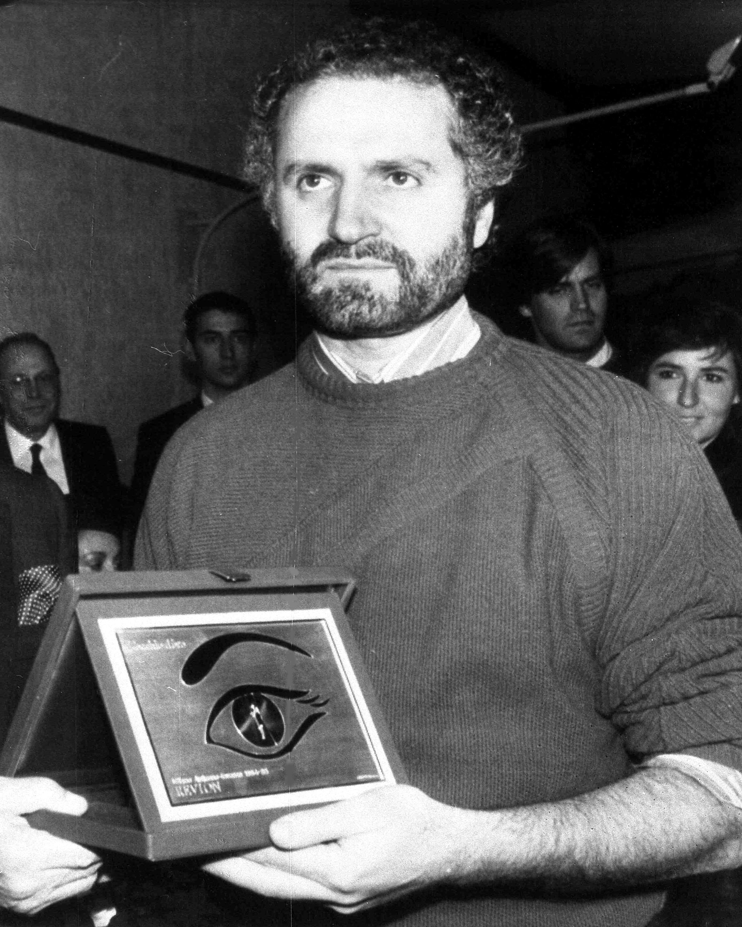 Id Theft Protection >> Style Transformation: Gianni Versace - AOL Lifestyle