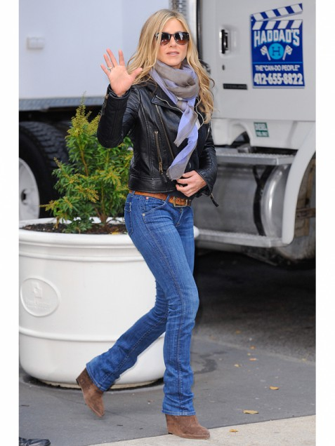 Jennifer Aniston Style Her Best Fuss Free Fashion Looks Aol News