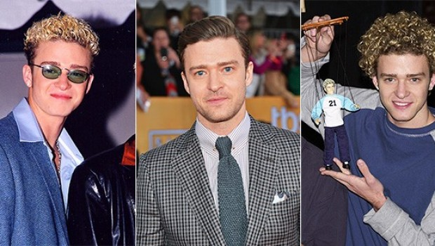 1998-2013: Justin Timberlake's 10 Best Hairstyles