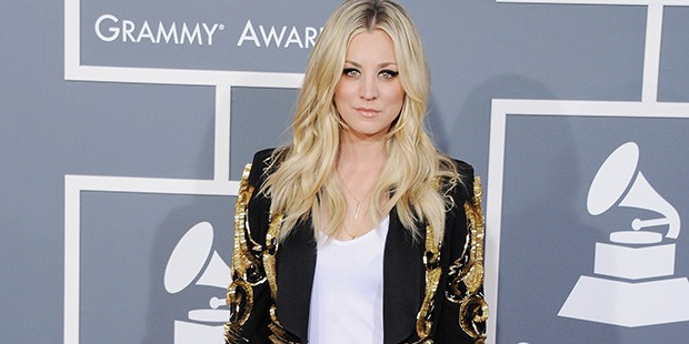 Get the Look for Less: Kaley Cuoco at the Grammys
