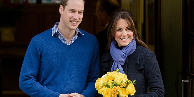 A look back: Kate's maternity style