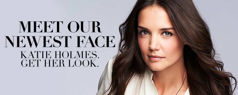 Get Katie Holmes' Bobbi Brown Makeup Look!