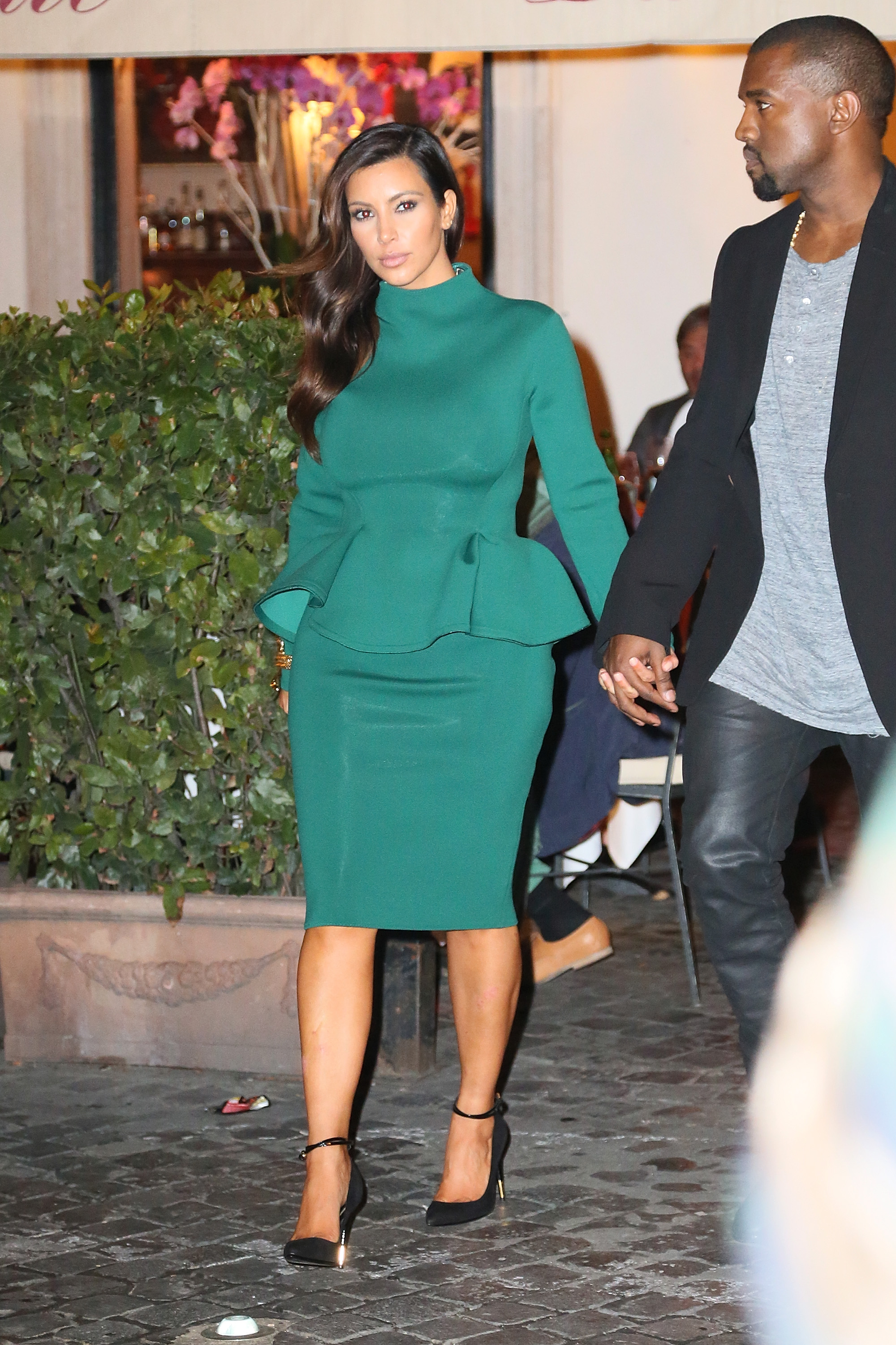 The Hue Your Wardrobe Needs Emerald Pantone 2013 Color Of The Year Aol News