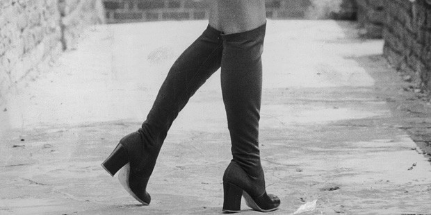 Keep Warm and Look Good in Knee-High Boots