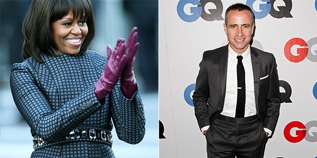 Meet the Man Behind Michelle Obama's Inaugural Coat