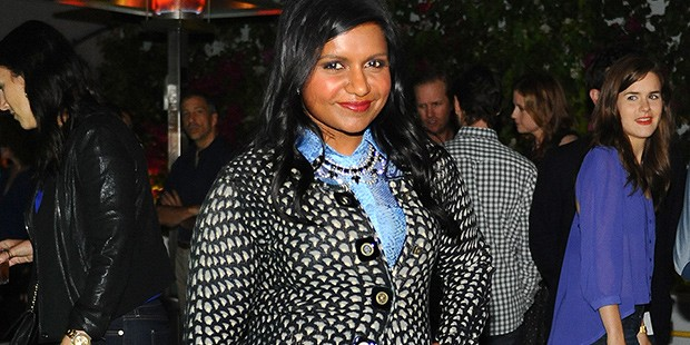 Behind the Scenes with Mindy Kaling