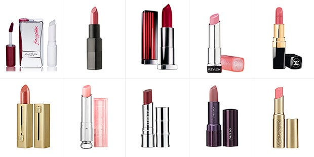 Moisture Rich Lipsticks That Feel and Look Great