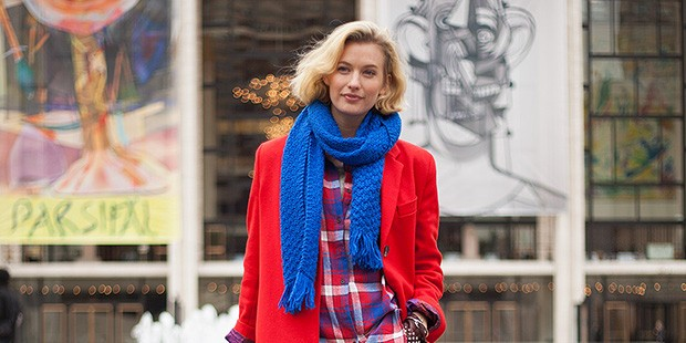New York Fashion Week Everyday Style: Day 1 at Lincoln Center