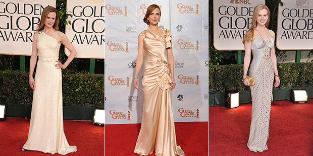 Leading Ladies of the Golden Globes and Their Best Winning Looks