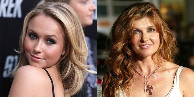 The Cast of ABC's 'Nashville' Style Transformation