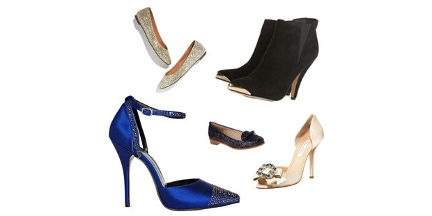 17 Perfect Shoes to Fulfill Every Holiday Party Need
