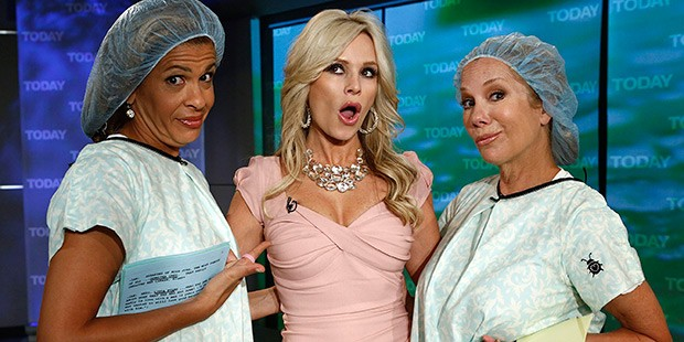 Avoid the Knife: Celebrity Plastic Surgeries That Shouldn't Have Happened