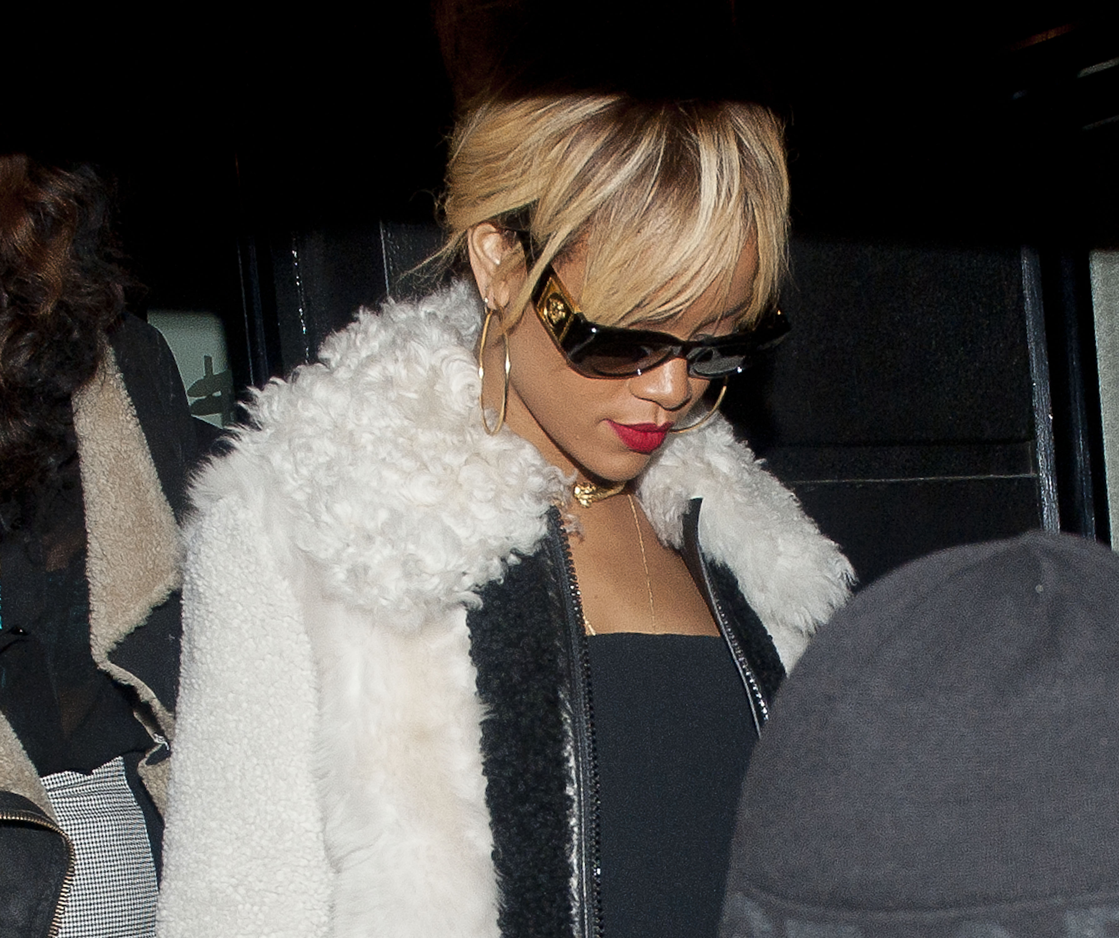 Rock a Faux Fur Vest Like Nicole Richie and Rihanna