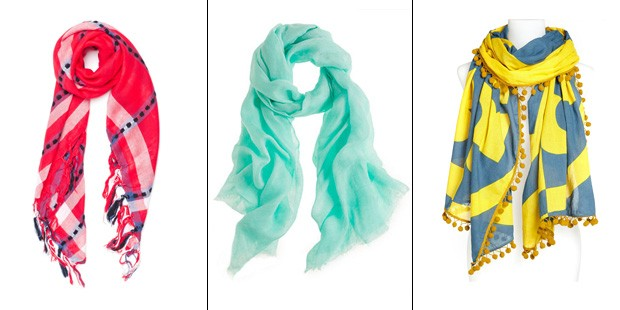 The List Report: The Best Spring Scarves