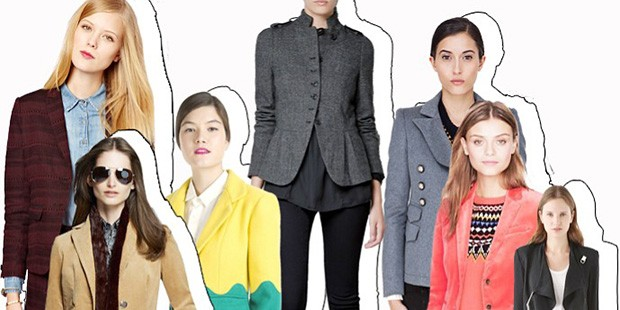 Shop It right Now: 20 Updated Blazers In Cool Colors and Chic Shapes