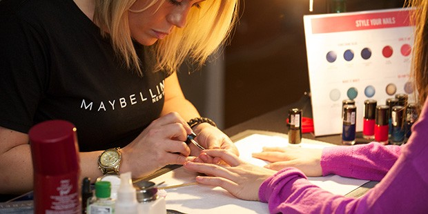 Party Recap: Makeovers, Manicures, and Margaritas With StyleList and Maybelline