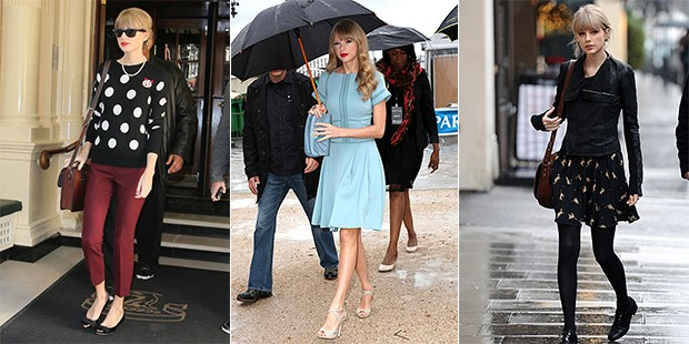 Taylor Swift's Best Street Style