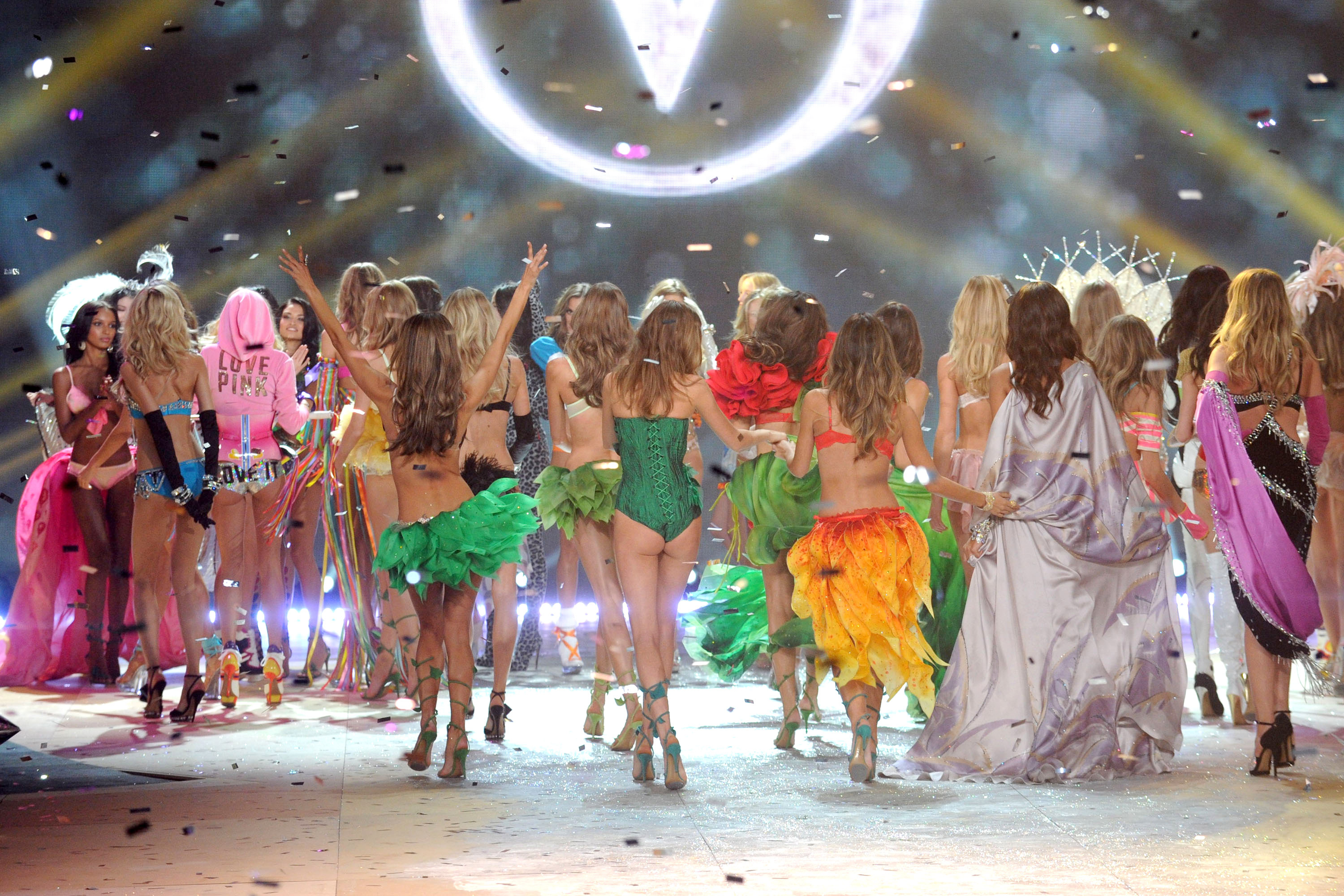 A Sneak Peek at the 2012 Victoria's Secret Fashion Show!