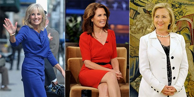 How Wearing Red Could Get You Hired & Other Fashion Tricks of Powerful Women